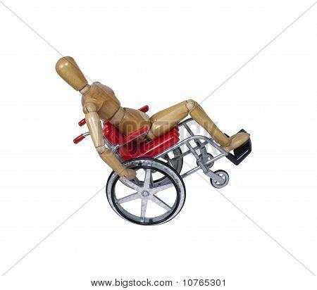 Wheelchair Wheelie