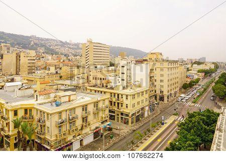 Downtown Haifa View
