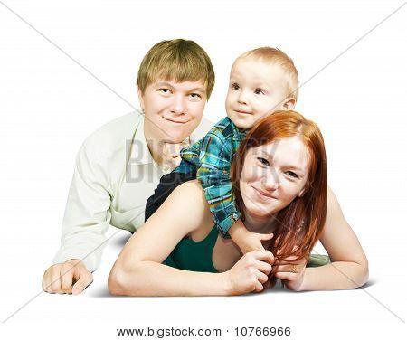 Happy Family  From Three