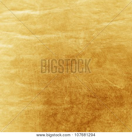 Light golden paper texture for background
