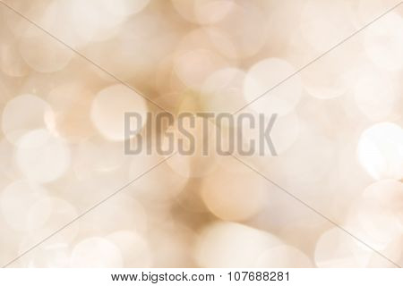 Abstract Blurred Beige And Pink Background