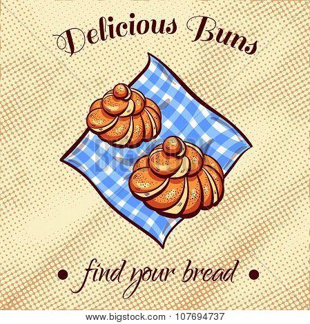 Bread On A Napkin 14