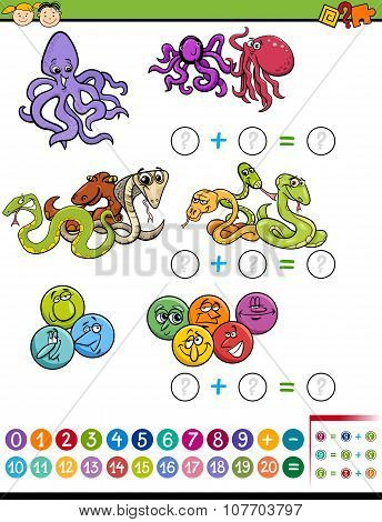 Mathematical Task For Children