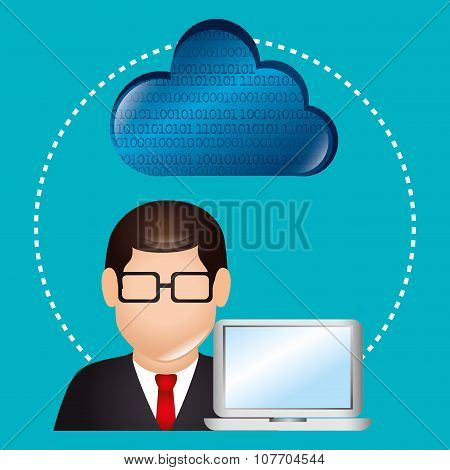 Cloud computing and hosting