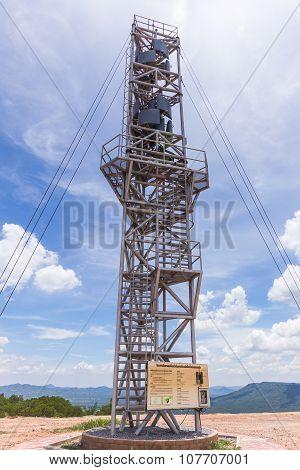 The Big Wind Electric Generator