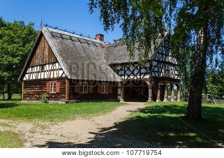 Polish Historic Village House
