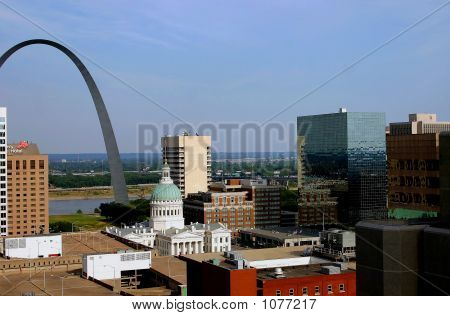 Downtown St Louis