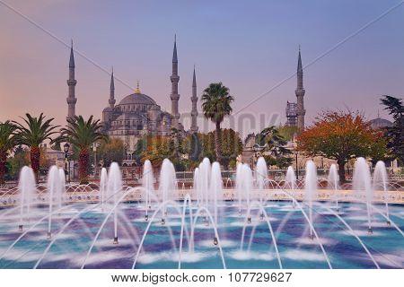 Autumn Istanbul.