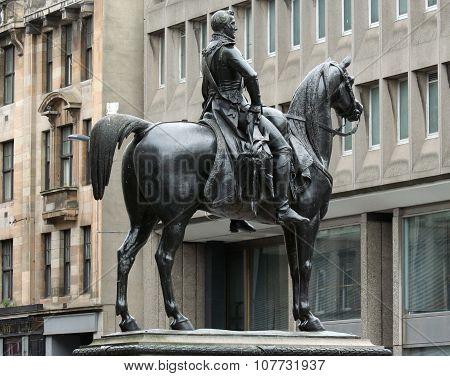 Duke of Wellington Statue