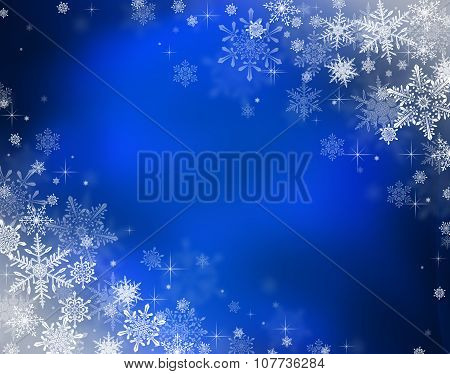 Decorative Christmas Background
