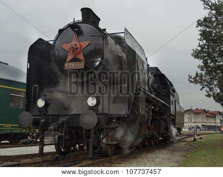 The last steam weekend