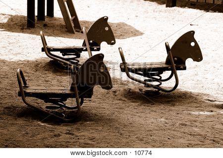 Playground Horses