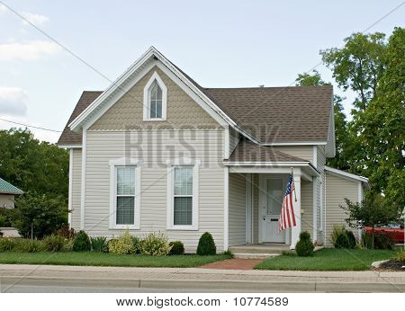 Small Midwest House