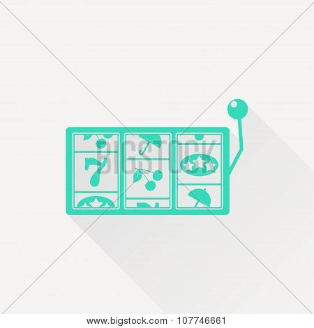 Vector slot icon