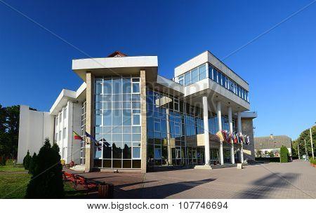 Sebis City Hall