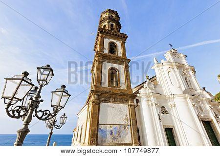 Santa Maria Maddalena Church In Atrani