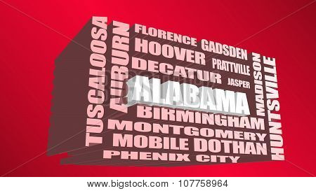 alabama state cities list