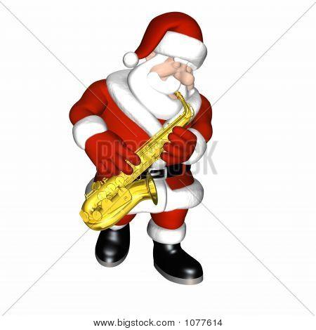 Santa - Smooth Jazz 1