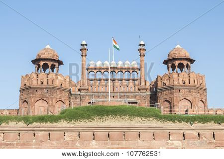 Fort Of Red Fort