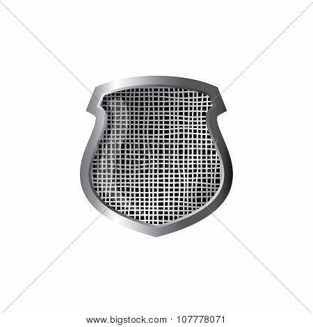 Silver Theme Protector Shield