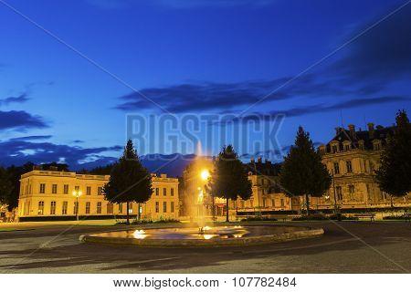 Place De Verdun In Grenoble, France