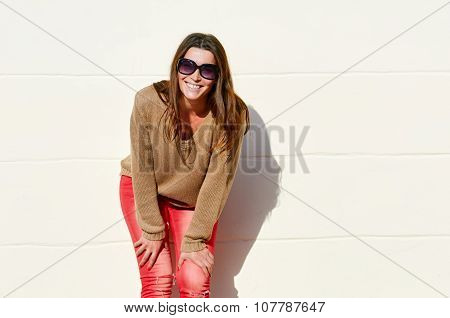 woman in sunglasses