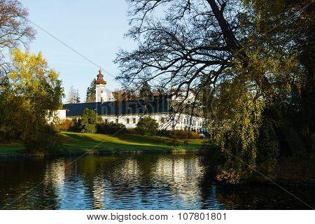 Castle Velke Losiny