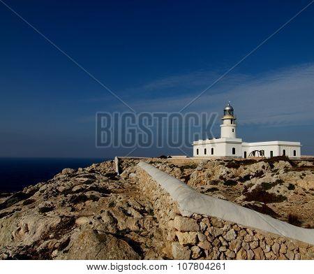 Lighthouse Far De Cavalleria