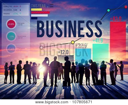 Business Start up Corporate Enterprise Company Concept