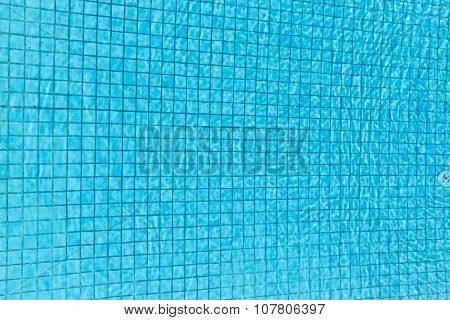 Water In Swimming Pool