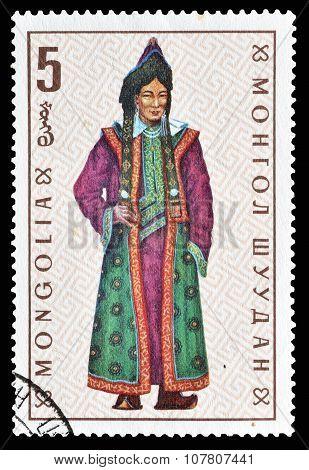 Mongolia 1969
