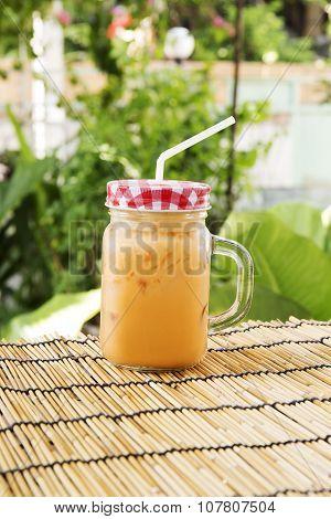 Ice Tea Thai Style