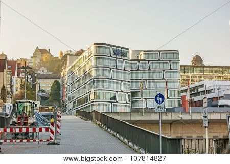 Reader's Digest Germany Press Gmbh Building, Stuttgart