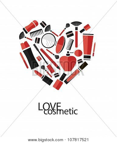 Love cosmetic.