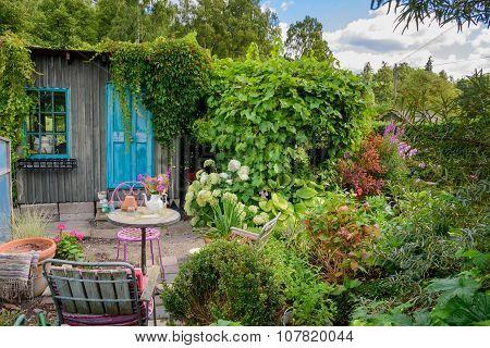 Conteplative Garden