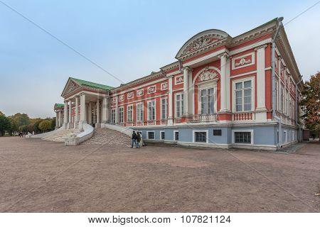 Sheremetev's palace in Kuskovo