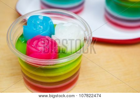 Colorful Jelly.