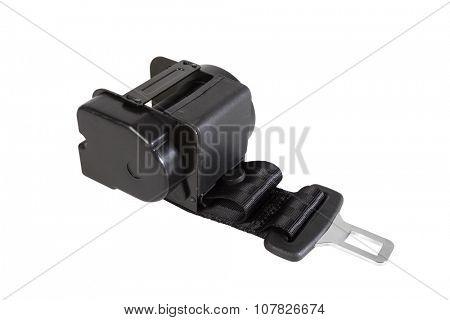 Seat belt machine