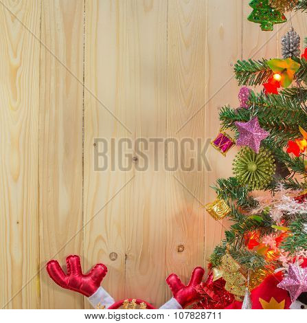 Christmas Ornaments And Vary Of Decoration