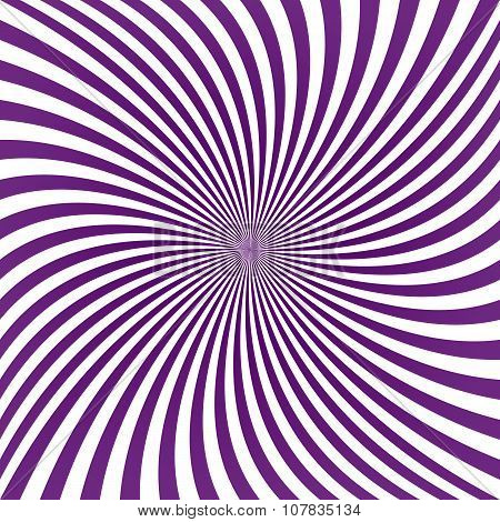 Purple twirl pattern background