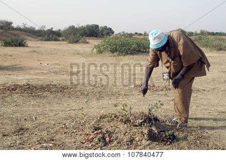 Waterfinder With Work