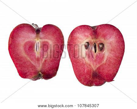 Heart Of The Apple