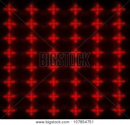Red Led Matrix
