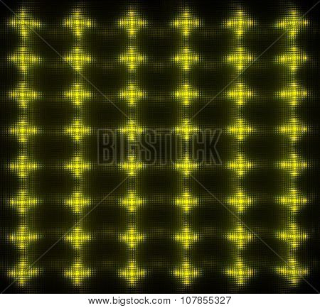 Yellow Led Matrix