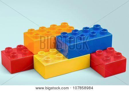 Plastic Block.