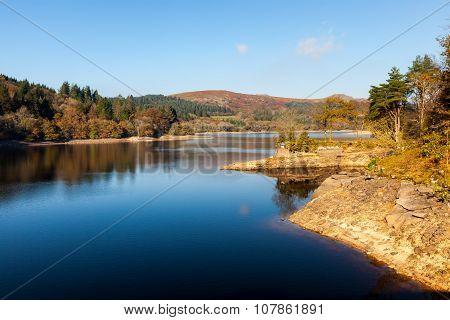 Burrator Reservoir Dartmoor Devon