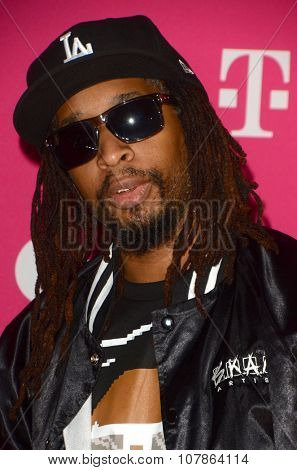 LOS ANGELES - NOV 10:  Lil Jon at the T-Mobile Un-carrier X Launch Celebration at the Shrine Auditorium on November 10, 2015 in Los Angeles, CA