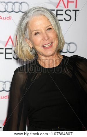 LOS ANGELES - NOV 10:  Elizabeth Cantillon at the AFI Fest 2015 Presented by Audi -