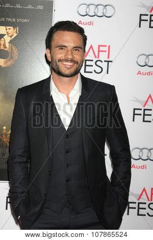 LOS ANGELES - NOV 9:  Juan Pablo Raba at the AFI Fest 2015 Presented by Audi -