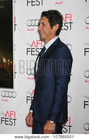 LOS ANGELES - NOV 9:  Lou DIamont Phillips at the AFI Fest 2015 Presented by Audi -